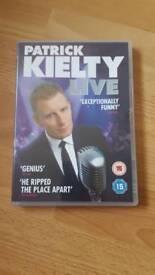 Patrick Kielty Live stand up dvd