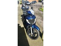 Honda sh 125cc great condition