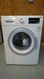 Bosch WAT28460GB 8kg 1400rpm Freestanding Washing Machine White