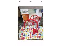 Baby bouncer Mamas & Papas with Music and vibration