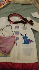 Doc mcstuffins dress up 3-4