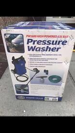 135 bar pressure washer