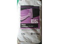 Thistle undercoat plaster x 3 (£1 EACH)