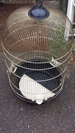 bird cage good condition only £5.00