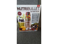 nutribullet 900 deluxe plus 3 years replacement from argos
