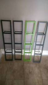 Dvd wall stands