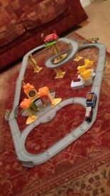 PRICE REDUCED Chuggington Train Set