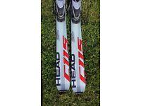 Skis Carver Head C115 (177cm)