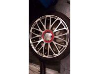 Fiat Abarth 500 Wheels