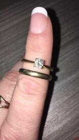 9carat rings