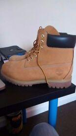 Timberland Icon Boots Size 9 UK 43 EU