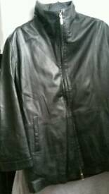 Ladies leather jacket size sx (10)