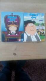 Family guy season 9 collection's addition