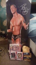 WWE stuff