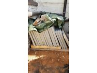 40 NEW PAVING SLABS FOR SALE