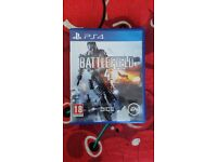Battlefield 4 and The evil within on PS4 **cheap**
