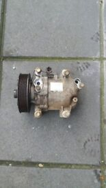 Nissan Pathfinder/Pickup,very good used A.C Compressor pump for both Auto&Manual 2.5dci,2005 to 2016