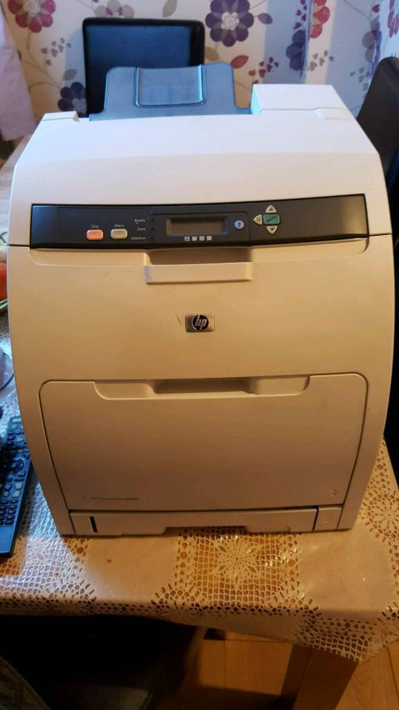HP Colour Laser Printer Laserjet 38000dtn