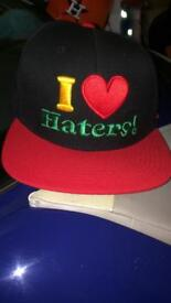 DGK - I Love Haters baseball cap