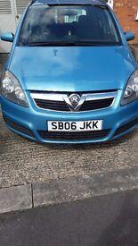 Vauxhall Zafira 2006 for Sale