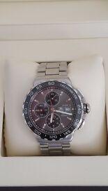 Tag automatic chronograph calibre 16 RRP £2250