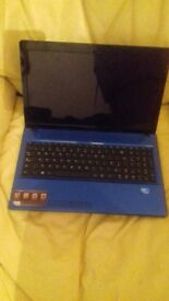 Lenovo blue laptop windows 8 1.8ghz 4 gb ram call, text anytime 247 can bring for fuel if dont drive