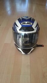 Motorcycle helmet HJC cyclone size M