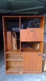 Drinks cabinet/Unit - Collection only Westbourne