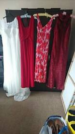 Ladies Dresses & Trousers