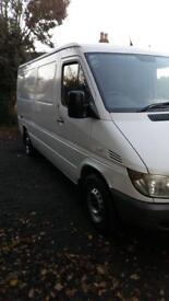 Mercedes Benz sprinter 313cdi mwb immaculate condition