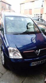 Vauxhall Meriva 1.6 Petrol Spares/Repair