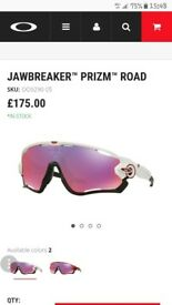 Mens jawbreaker glasses