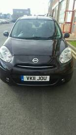 NISSAN MICRA ACENTA 1.2 AUTOMATIC 1 OWNER