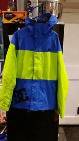 Mens DC Snowboard Jacket