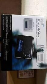 Seal Bluetooth visor speaker