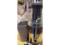 Breville Juicer 1200 watt