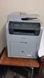 Samsung CLX-6220FX All-in-One Laser Printer
