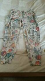 Lady trousers bottoms clothes fashion