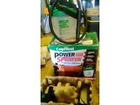 PPower sprayer