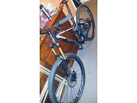 2015 BMC Trailfox TF01 Full Carbon Full Suspension Mountain Bike. MINT LIKE NEW