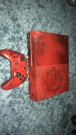 Xbox one s 2Tb Gears of War Console