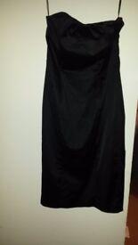 Coast black dress size 14