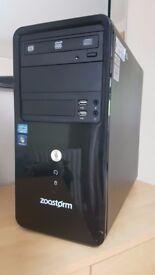 Zoostorm Intel Core i3 4Gb Ram 500Gb Win 7 Pro Office 2016 ++ REFURBISHED ++