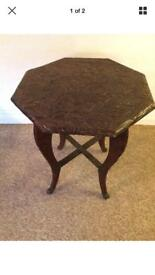 Beautiful carved table