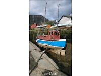 Classic boat millers built