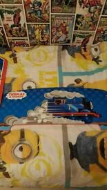 Thomas tank todler bed