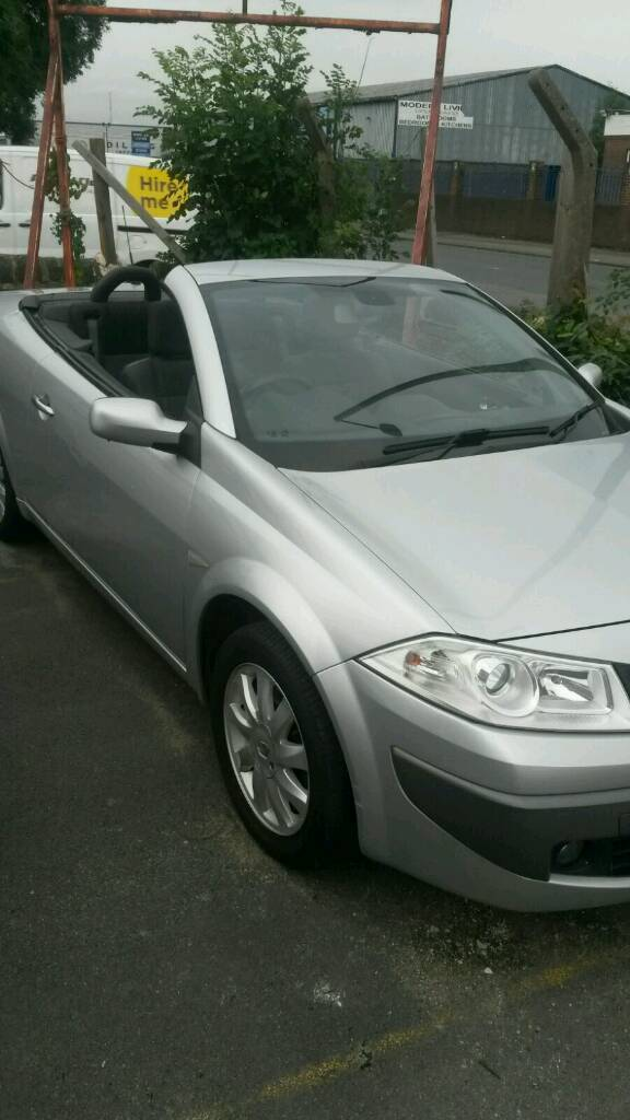 Renault Megane convertable 1.6 VVT Dynamique 2dr PANORAMIC ROOF, SERVICE HISTORY