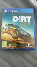 Dirt Rally Playstation 4 Game