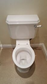 Close Coupled Toilet (used)