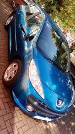 Peugeot 207 1.4 his sport 5dr diesel low mileage cheap